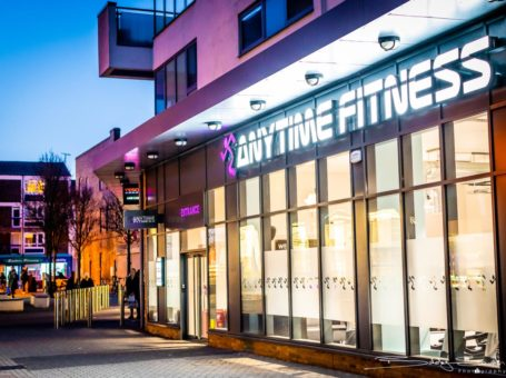 Anytime Fitness Bow